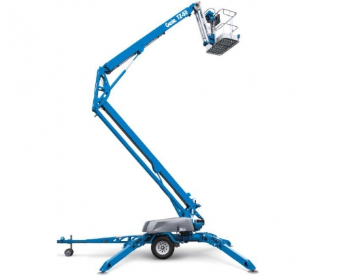 New Genie TZ50 Tow Behind Lift For Sale with Price