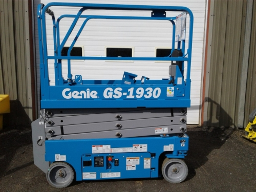 New Genie GS-1930 with Price  Genie Scissor Lift Dealer